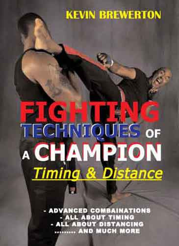 Fighting Techniques of a Champion - Timing and Distance