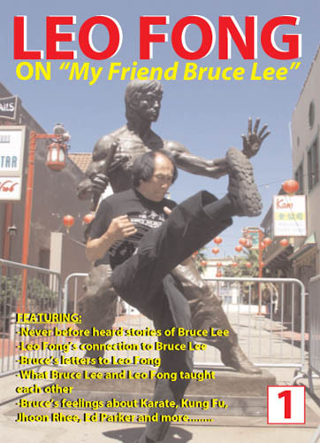 "Leo Fong On "" My Friend Bruce Lee """