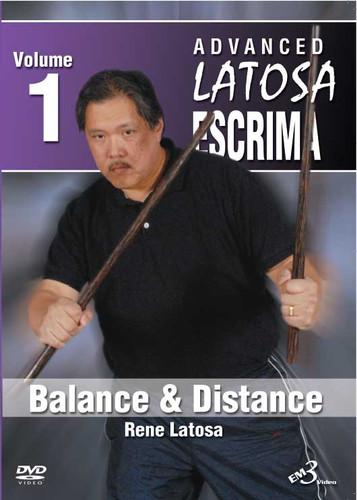 Escrima #1 Advanced Balance and Distance