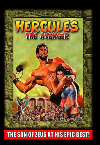 Hercules - The Avenger