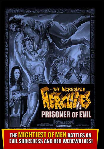 "Hercules "" Prisoner of Evil """