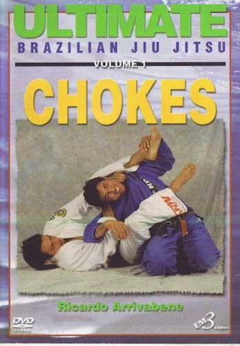 Ultimate Brazilian Jiu Jitsu Chokes