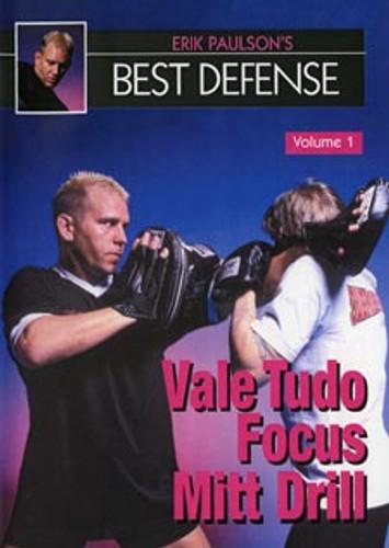 Erik Paulsons' Best Defense Volume 1: Vale Tudo Focus Mitt Drill