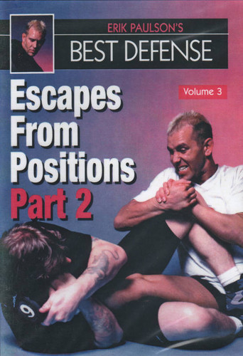 Erik Paulsons' Best Defense Volume 3: Escapes from Positions Part 2