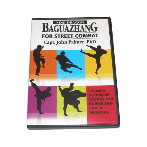 Nine Dragon Baguazhang Street Combat Volume 6