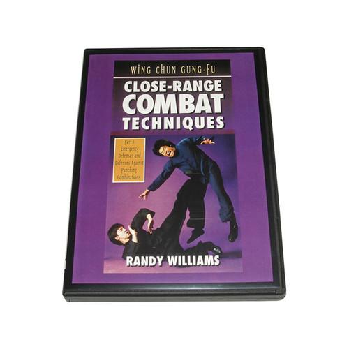 Wing Chun Gung-Fu Close-Range Combat Techniques Part 3: Emergency Defenses