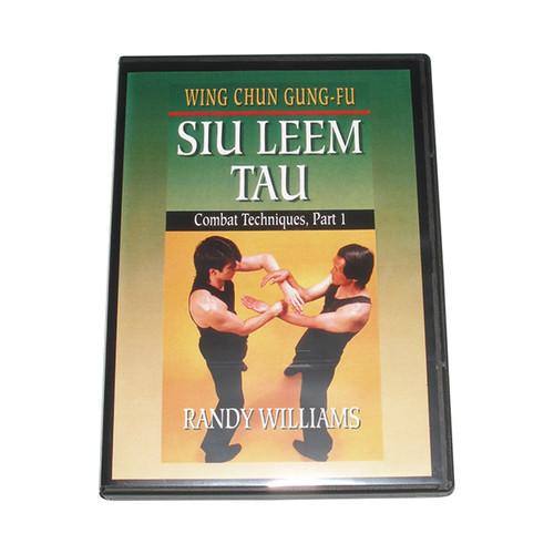 Wing Chun Gung-Fu Siu Leem Tau Techniques Part 1