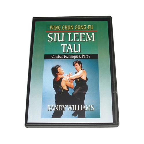 Wing Chun Gung-Fu Siu Leem Tau Techniques Part 2