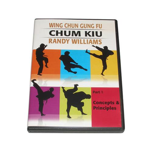 Wing Chun Gung-Fu Chum Kiu Concepts & Principles Part 1