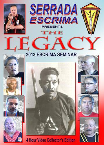 The LEGACY Escrima Seminar (2013)
