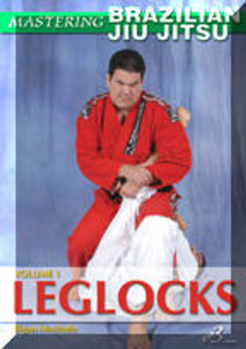 MASTERING BRAZILIAN JIU JITSU LEG LOCKS VOLUME 1 24.95