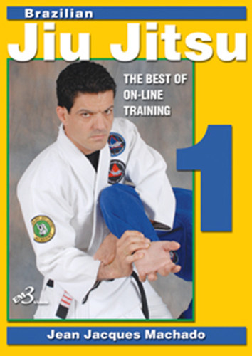 BRAZILIAN JIU JITSU THE BEST OF ON-LINE TRAINING VOLUME 1