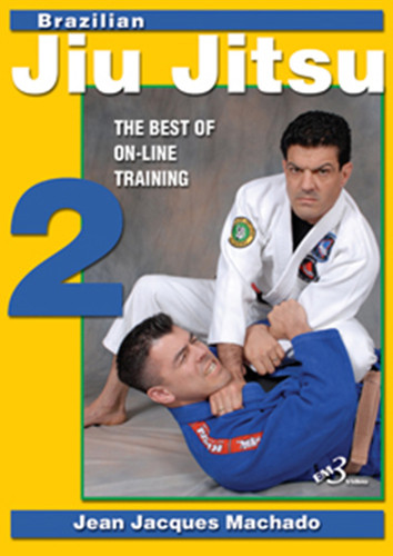 BRAZILIAN JIU JITSU THE BEST OF ON-LINE TRAINING VOLUME 2