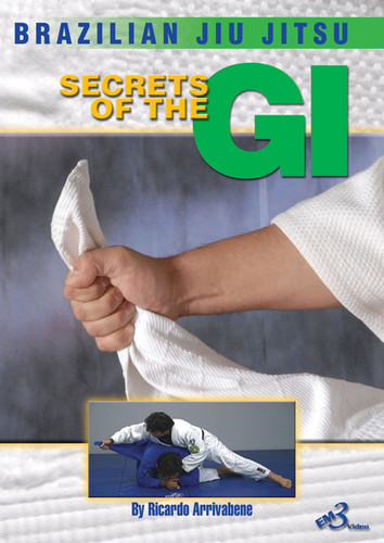 BRAZILIAN JIU JITSU SECRETS OF THE GI