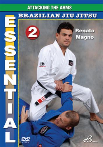 ESSENTIAL BRAZILIAN JIU JITSU VOLUME 2 ATTACKING THE ARMS