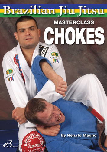 BRAZILIAN JIU JITSU ULTIMATE CHOKING TECHNIQUES