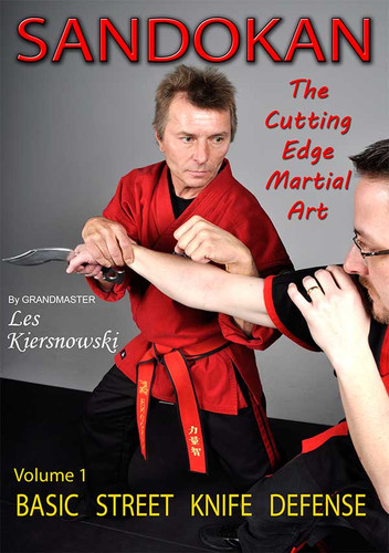 SANDOKAN (Vol-1) The Cutting Edge Martial Art BASIC STREET KNIFE DEFENSE