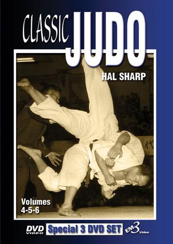 CLASSIC JUDO Vol. 4-5-6