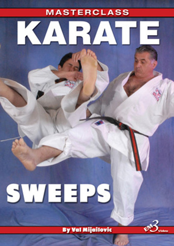 MASTERCLASS KARATE SWEEPING TECHNIQUES