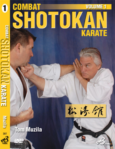 COMBAT SHOTOKAN KARATE VOLUME 1