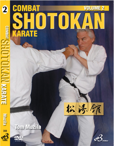 COMBAT SHOTOKAN KARATE VOLUME 2