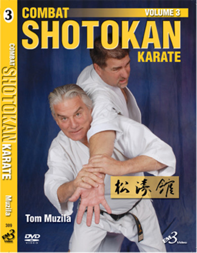 COMBAT SHOTOKAN KARATE VOLUME 3