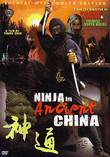 Ninja In Ancient China