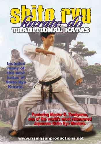 Shito Ryu Karate Tomiyama Traditional(DVD Download)