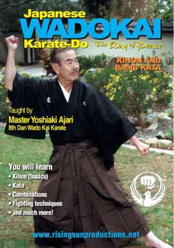 Wado Ryu Karate Kihon and Basics (DVD Download)