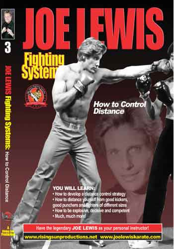 Joe Lewis - How to Control Distance