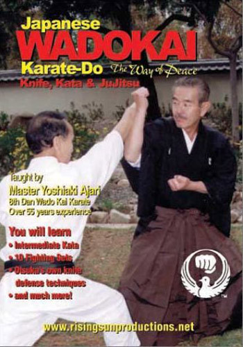 Wado Ryu Karate Kata/JuJitsu