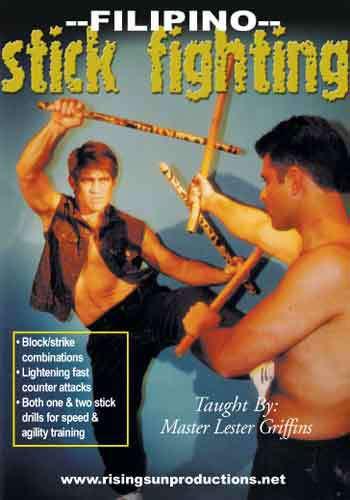 Filipino Stick Fighting (DVD Download)