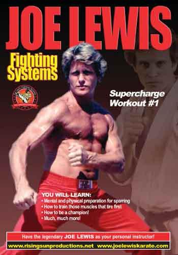 Joe Lewis - Supercharge Workout 1