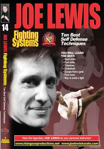 Joe Lewis - The Ten Best Self Defense Techniques