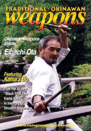 Traditional Okinawan Weapons - Kobudo