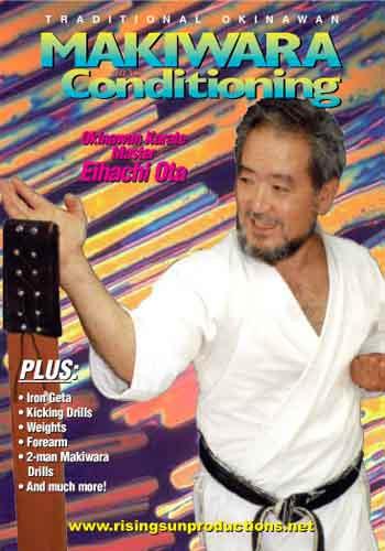 Master Ota - Makiwara and Conditioning