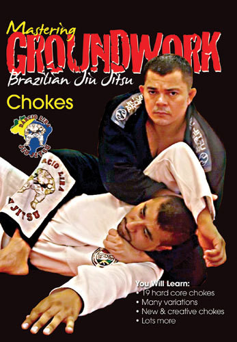 Mastering Groundwork #2 Chokes ( Download )
