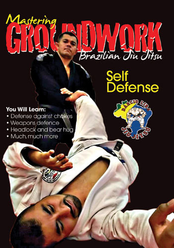 Mastering Groundwork #3 Self Defense ( Download )