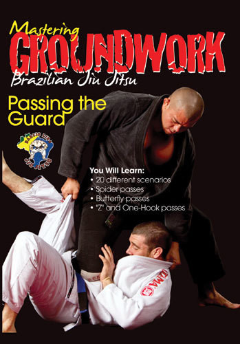 Mastering Groundwork #4 Passing the Guard ( Download )