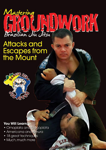 Mastering Groundwork #5 Attack and Escapes from the Mount ( Download )