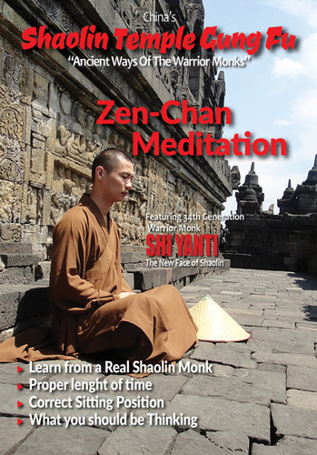 China's Ancient Forms of the Shaolin Gung Fu Zen-Chan - Meditation - Download