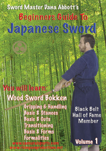 Beginner's Guide to Bokken Wooden Sword (DVD download)