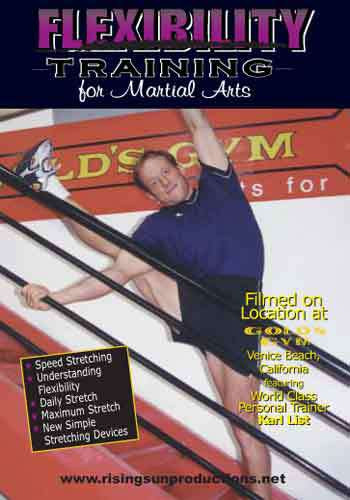 Flexibility Training for Martial Arts (Video Download)
