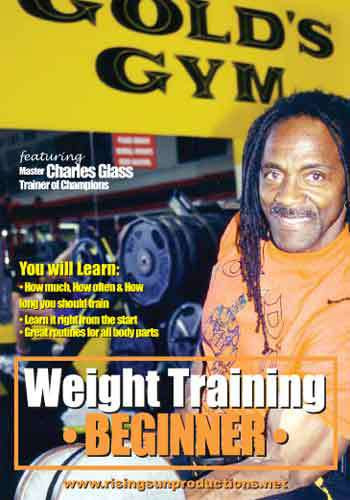 Weight Training for Beginners(DVD Download)