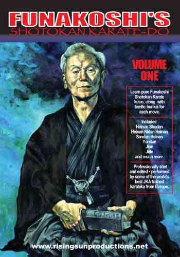 Funakoshi Shotokan Karate #1 ( Download )