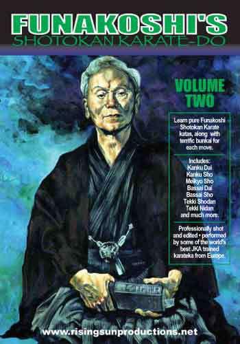Funakoshi Shotokan Karate #2 (Video Download)