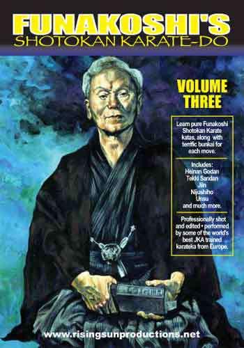 Funakoshi Shotokan Karate #3 (Video Download)