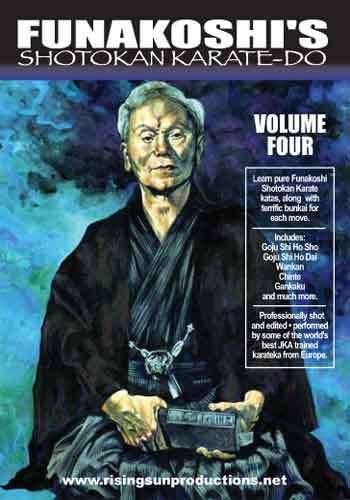Funakoshi Shotokan Karate #4 (Video Download)