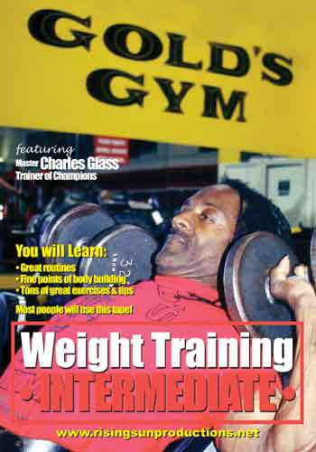 Weight Training for Intermediates (Video Download)