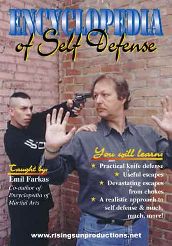 Encyclopedia of Self Defence